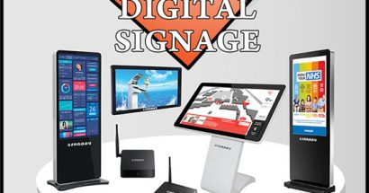 Digital Signage Solutions for Increased Sales & Brand Awareness