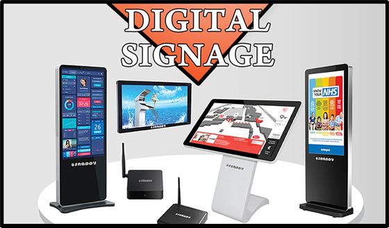 digital signage maldon essex